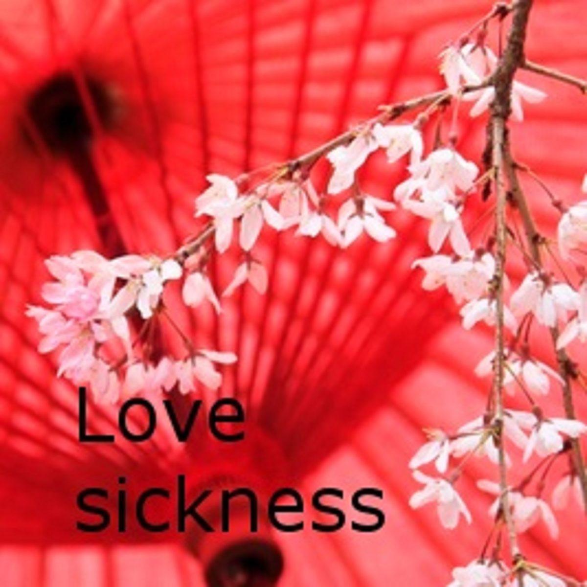 sou.universeのオリジナル曲の Love sickness