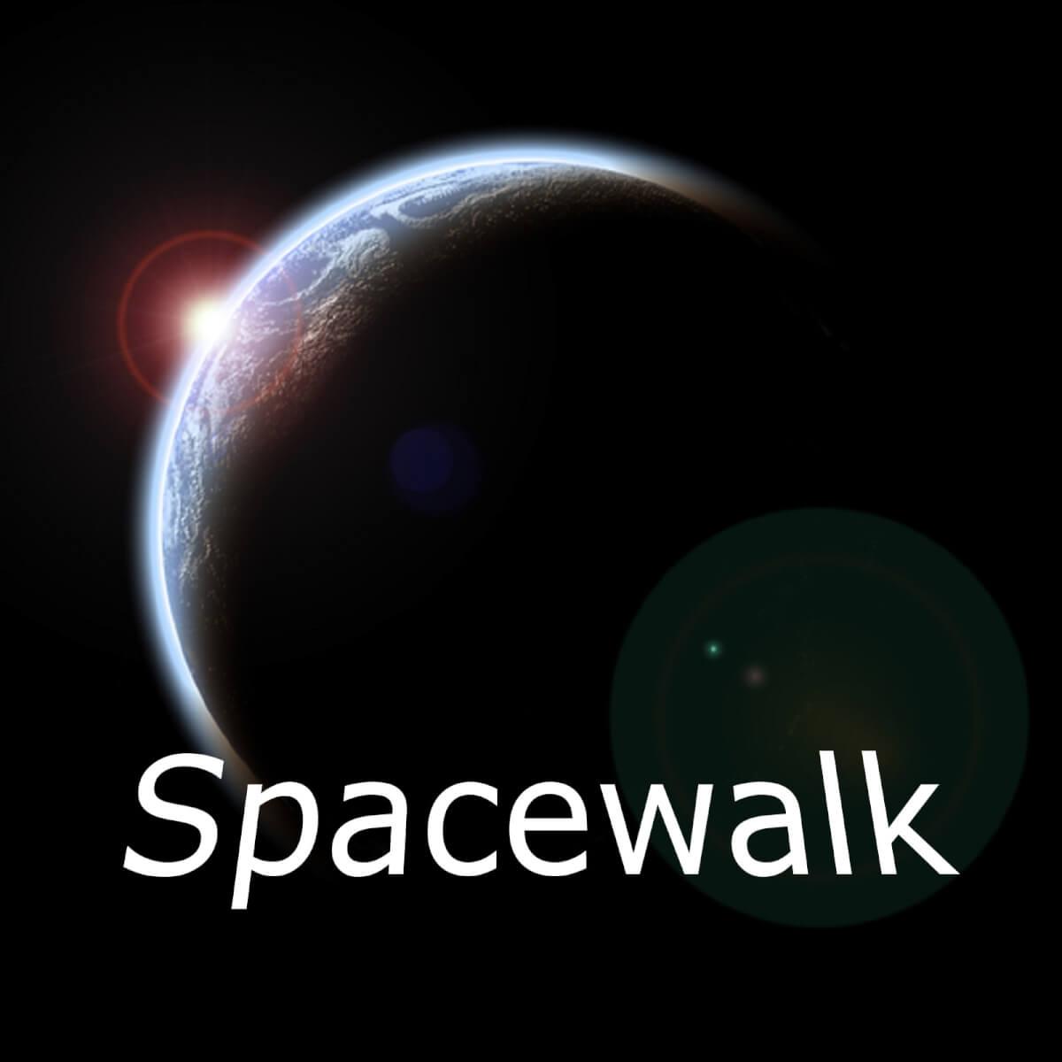sou.universeのオリジナル曲のSpacewalk