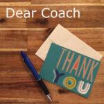 sou.universeのオリジナル曲のDear Coach
