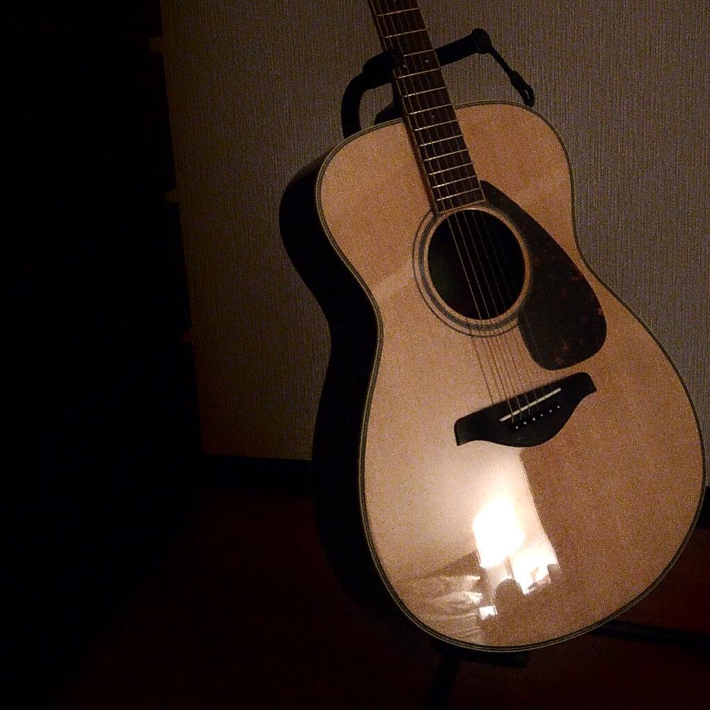 初心者でも簡単に覚えることができるギターコードの押さえ方
