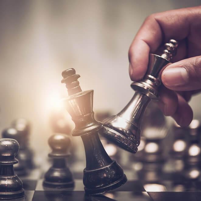 リソーセスには限りがあるので戦略的な考え方を身につける!目的・目標・戦略・戦術を考える