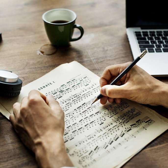 作曲の印税は大切!委嘱楽曲でもめないために委託者と著作権を話し合う