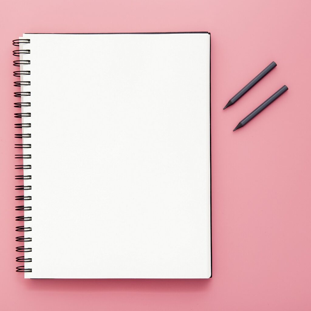 ノートのおすすめの使い方!アイデアノートを作る