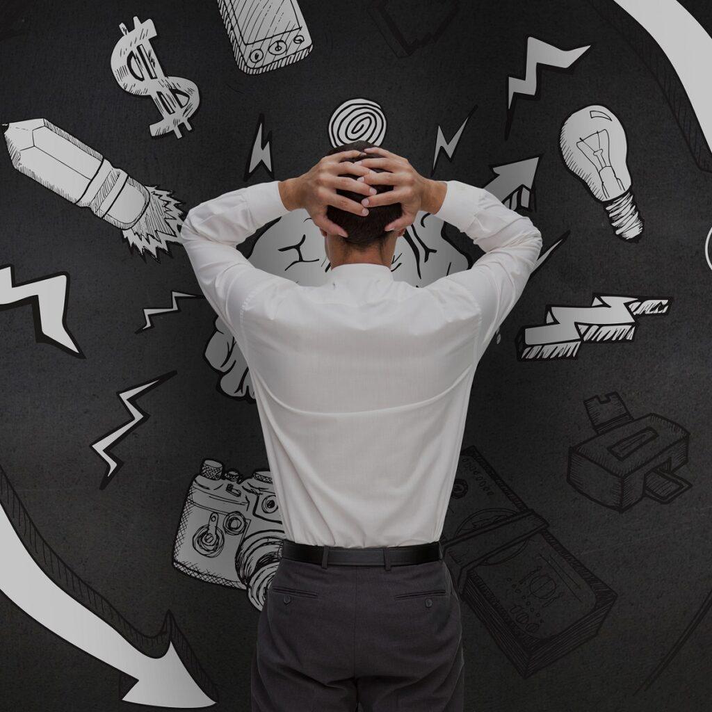 ネガティブ思考は改善できる!不利な時こそ生かす戦略をとる【現状突破】