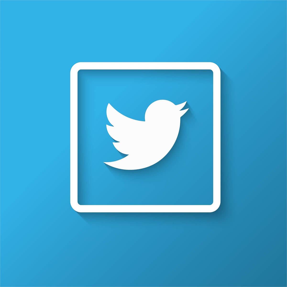 Twitterのロゴの画像。