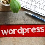 WordPressのサムネ。