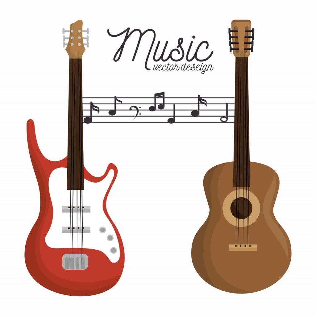 ギタースクール比較!【無料体験あり】オンラインレッスン?全国校舎のマンツーマンレッスン?