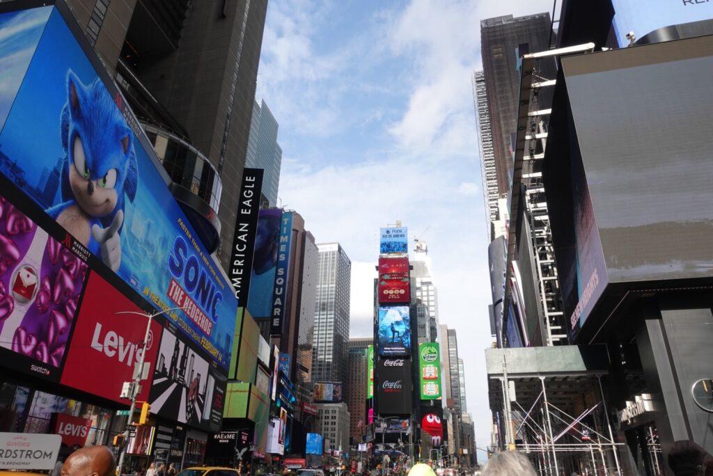 ニューヨークの写真1。