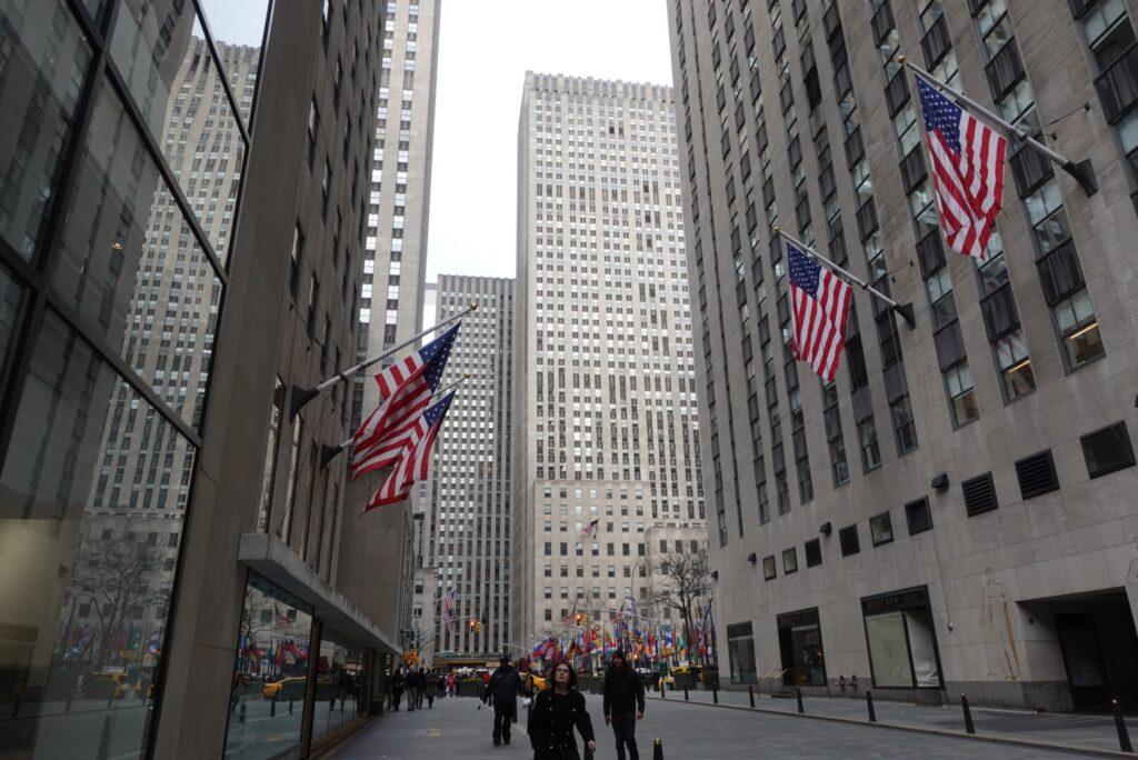 ニューヨークの写真3。