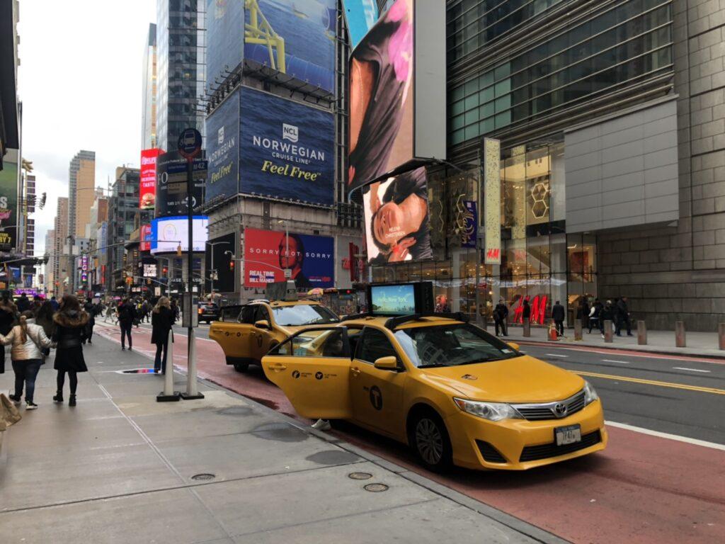 ニューヨークの写真2。